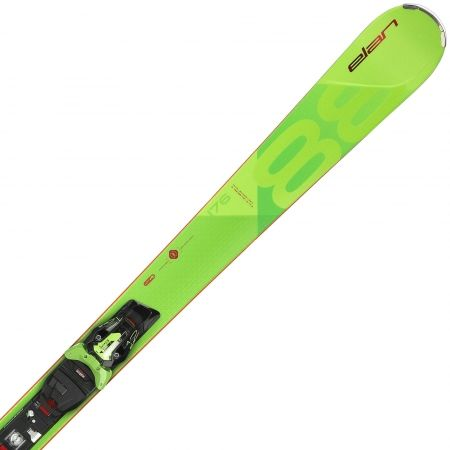 Sjezdové lyže - Elan AMPHIBIO 88 XTI FUSION + ELX 12 WB - 2