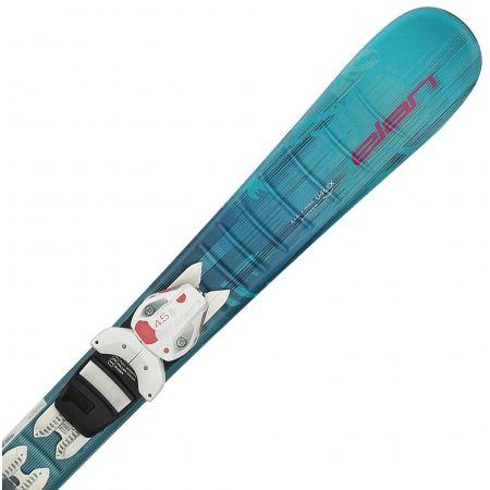 Dívčí sjezdové lyže - Elan STARR QS + EL 7.5 - 2