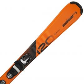 Elan RS RIPSTICK QS + EL 7.5 - Kids' downhill skis