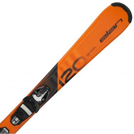 Juniorské zjazdové lyže - Elan RS RIPSTICK QS + EL 7.5 - 2