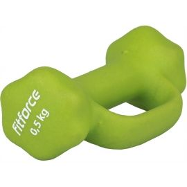 Fitforce NEOPRENE ONE-HAND WEIGHT WITH A HANDLE 0.5KG