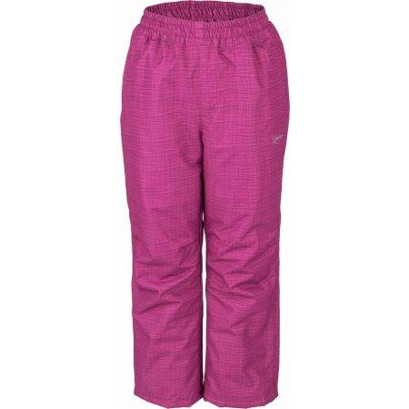 Detské zateplené nohavice - Lewro NOY - 2
