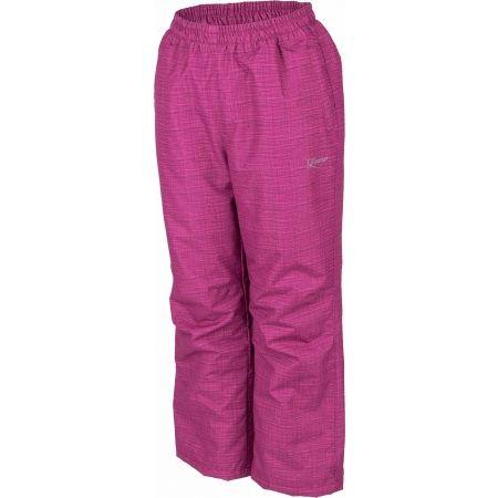 Detské zateplené nohavice - Lewro NOY - 1