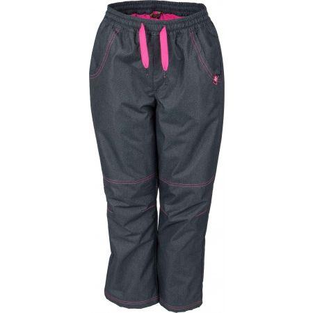 Detské zateplené nohavice - Lewro NING - 2