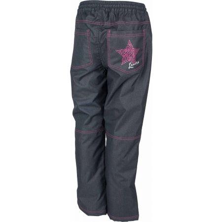 Detské zateplené nohavice - Lewro NING - 3