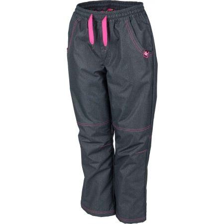 Detské zateplené nohavice - Lewro NING - 1