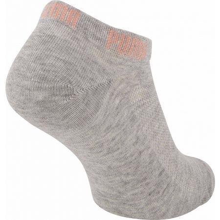 Women's socks - Puma SNEAKERS 2P WOMEN - 4