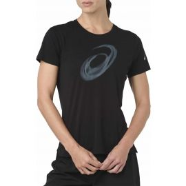 Asics SILVER SS TOP GRAPHIC - Dámske bežecké tričko