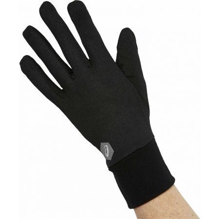 Čepice + rukavice - Asics RUNNING PACK - 2