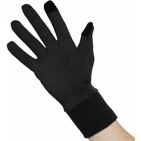 Unisex běžecké rukavice - Asics BASIC GLOVE - 4