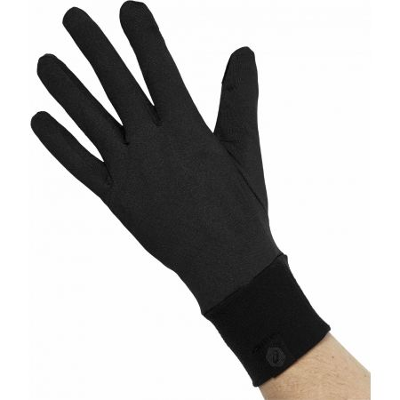 Unisex běžecké rukavice - Asics BASIC GLOVE - 3