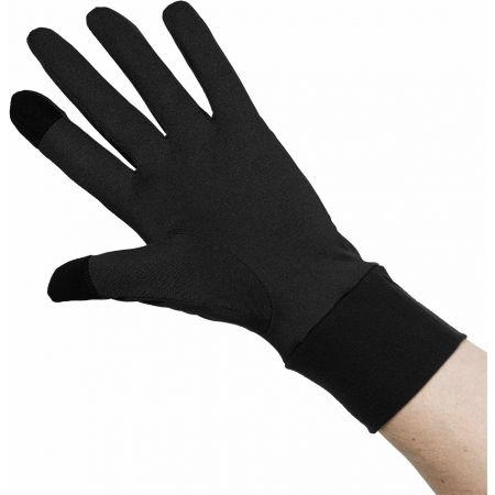 Unisex běžecké rukavice - Asics BASIC GLOVE - 2