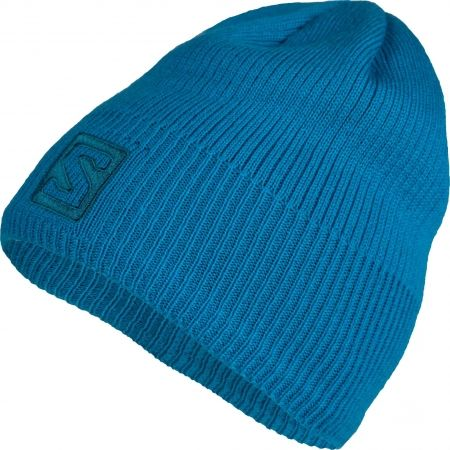 Salomon LOGO BEANIE - Winter hat