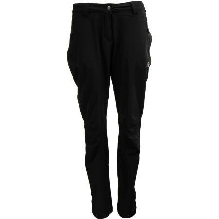 Dámské softshellové kalhoty - ALPINE PRO COMICA - 1