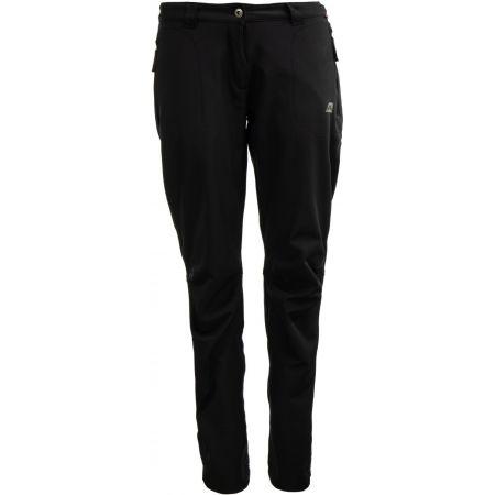 Pantaloni softshell damă - ALPINE PRO NAVA - 1