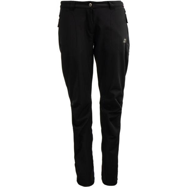ALPINE PRO NAVA - Dámske softshellové nohavice