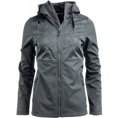 Dámská softshellová bunda - ALPINE PRO TORRE 2 - 1