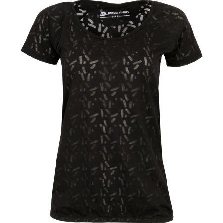 Women's T-shirt - ALPINE PRO TANA 2 - 1