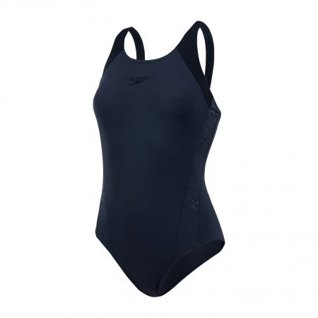 Dámske plavky - Speedo BOOM SPLICE MUSCLEBACK - 1