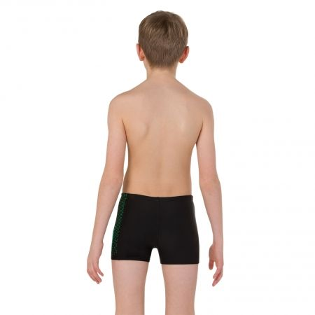 Chlapčenské plavky - Speedo GALA LOGO PANEL AQUASHORT - 3