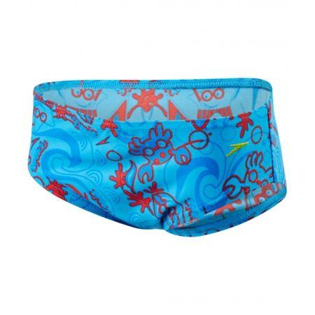 Chlapecké plavky - Speedo SEASQUAD BRIEF - 1