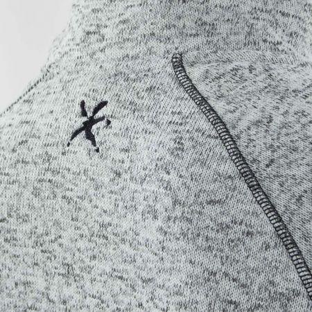Мъжки outdoor пуловер - Klimatex KADRAT - 4