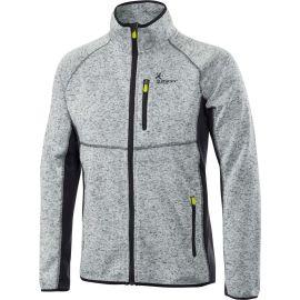 Klimatex KADRAT - Pánskáý outdoor svetr