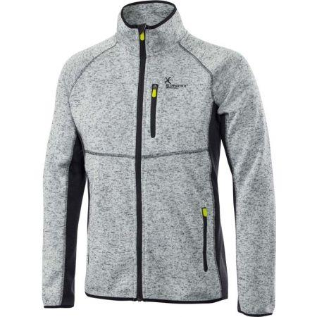 Мъжки outdoor пуловер - Klimatex KADRAT - 1