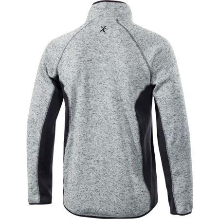 Мъжки outdoor пуловер - Klimatex KADRAT - 2