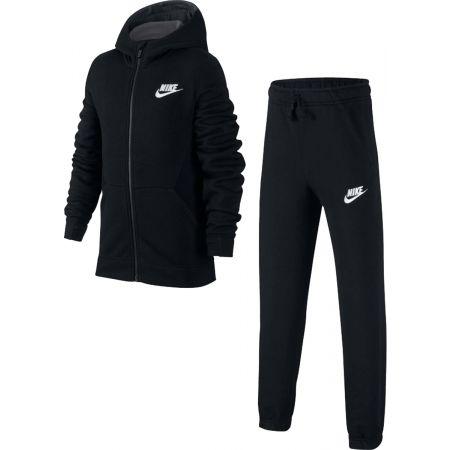 Trening băieți - Nike NSW TRK SUIT BF CORE - 7