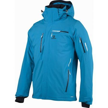 Мъжко скиорско яке - Salomon BRILLIANT JKT M - 2