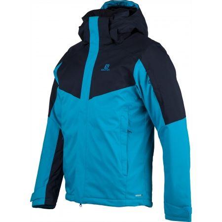 Pánská lyžařská bunda - Salomon STORMSEEKER JKT M - 1