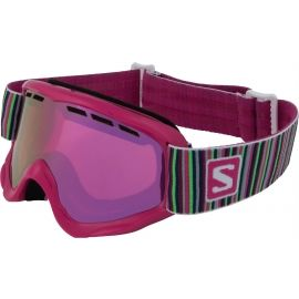 Salomon JUKE - Girls' downhill ski goggles
