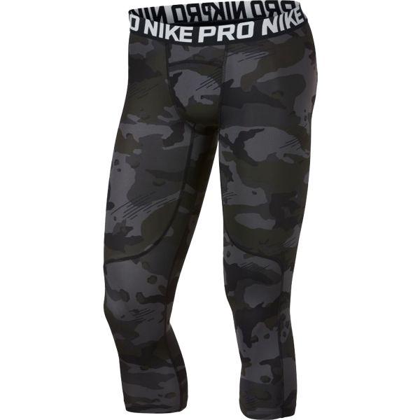 Nike NP TGHT 3QT 2L CMO - Pánske 3/4 legíny
