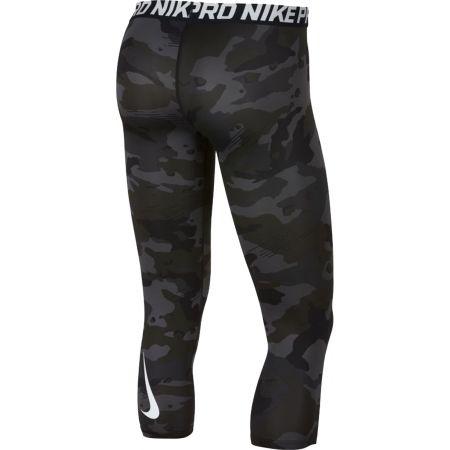 Pánské 3/4 legíny - Nike NP TGHT 3QT 2L CMO - 2