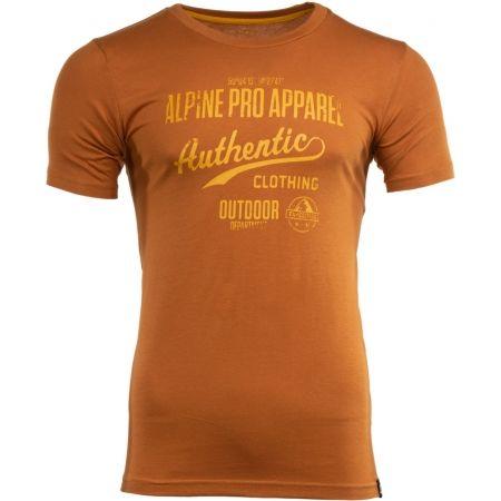 Men's T-shirt - ALPINE PRO RANDOM 2 - 1