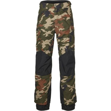Pánské snowboardové/lyžařské kalhoty - O'Neill PM EXALT PANTS - 1