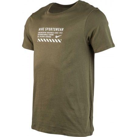 Pánské tričko - Nike M NSW TEE TABLE HBR 25 - 1