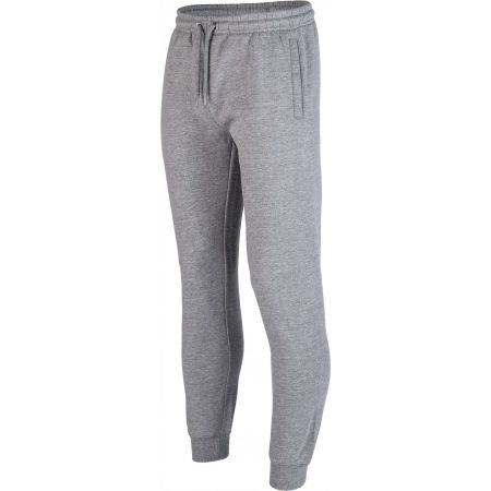 Men's sweatpants - Russell Athletic SEAMLESS FLOCK PRINTED CUFFED PANT - 1