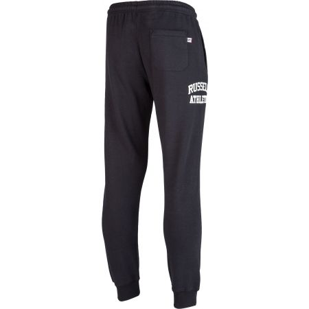 Men's sweatpants - Russell Athletic SEAMLESS FLOCK PRINTED CUFFED PANT - 3