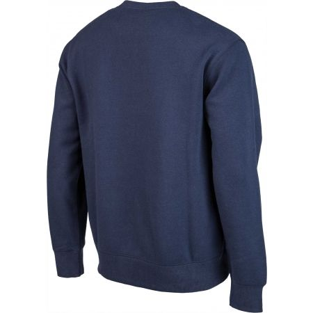 Férfi pulóver - Russell Athletic CREW NECK SWEATSHIRT - R CHENILLE EMBROIDERY - 3