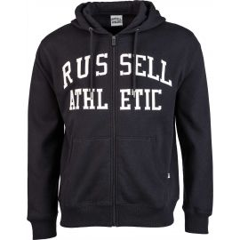 Russell Athletic ZIP THROUGH TACKLE TWILL HOODY - Men's sweatshirt