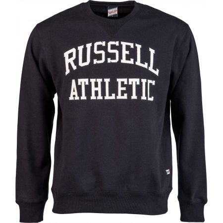 Pánska mikina - Russell Athletic CREW NECK TACKLE TWILL SWEATSHIRT - 1