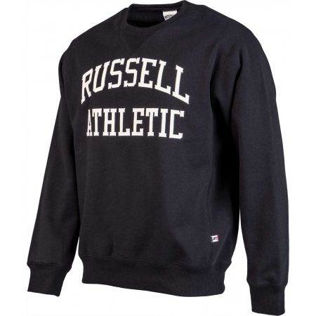 Férfi pulóver - Russell Athletic CREW NECK TACKLE TWILL SWEATSHIRT - 2