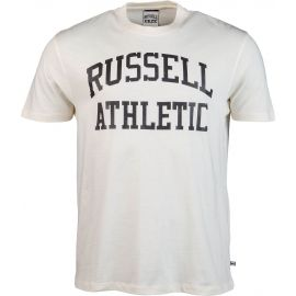 Russell Athletic S/S CREW NECK  TEE WITH LOGO PRINT - Pánske tričko