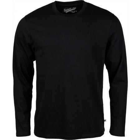 Pánske tričko - Russell Athletic PÁNSKE TRIČKO DLHÝ RUKÁV - 1