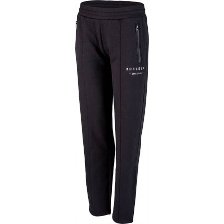 Women's sweatpants - Russell Athletic ZIP PANT - 1