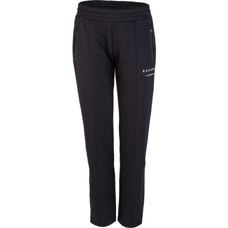 Women's sweatpants - Russell Athletic ZIP PANT - 2