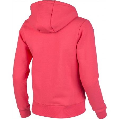 Dámská mikina - Russell Athletic ZIP THROUGH LOGO HOODY - 3