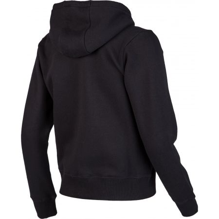 Hanorac damă - Russell Athletic ZIP THROUGH LOGO HOODY - 3